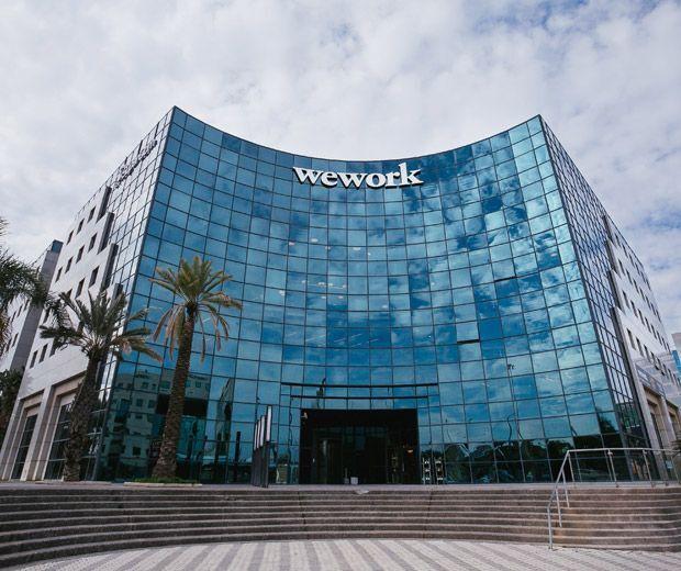 בניין בית WeWork בהרצליה   רמת הבניין classA   תמונה #0 - 1