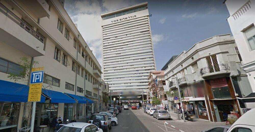 בניין מגדל שלום מאיר בתל אביב יפו | רמת הבניין classA | תמונה #0 - 1