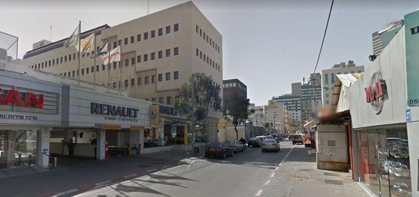 בניין בית רנו בתל אביב יפו | רמת הבניין classB | תמונה #0 - 1