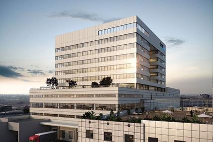 פרויקטים בהקמה שראל ביזנס סנטר  בנתניה  | רמת הבניין classA | תמונה #1 - 1