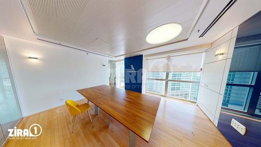 משרד בבניין מגדל מרכז וייצמן | קומה 17 | שטח 240מ״ר  | תמונה #5 - 1