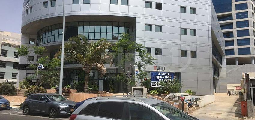 בניין בית הרמלין בהרצליה | רמת הבניין classB | תמונה #0 - 1