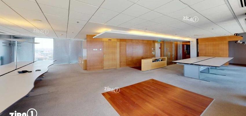 משרד בבניין אלרוב   קומה 15   שטח 388מ״ר    תמונה #0 - 1
