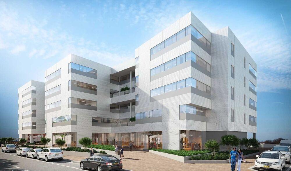 בניין בית זוהר בפתח תקווה | רמת הבניין classA | תמונה #0 - 1