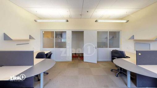 משרד בבניין בית אליהו יצחקי - אגף A | קומה 1 | שטח 1562מ״ר  | תמונה #13 - 1