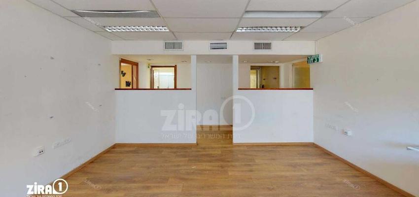 משרד בבניין מרכז גב ים משכית   קומה 3   שטח 400מ״ר    תמונה #0 - 1