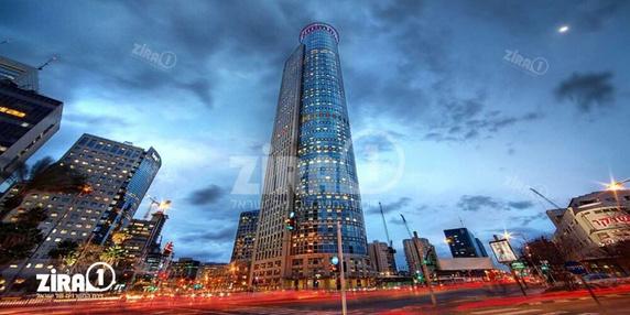 בניין מגדל משה אביב ברמת גן | רמת הבניין classB | תמונה #17 - 1