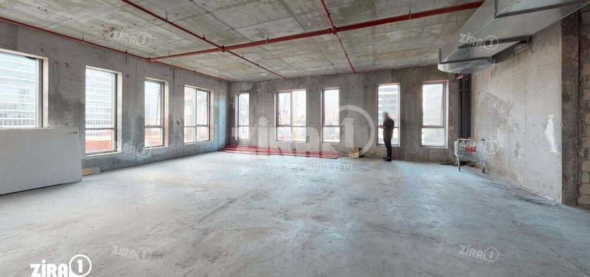 משרד בבניין מגדל בר כוכבא   קומה 2   שטח 230מ״ר    תמונה #0 - 1