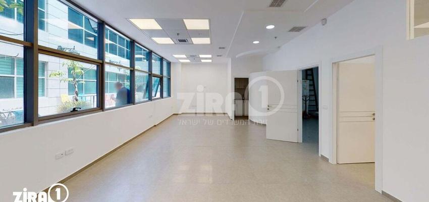 משרד בבניין סנטר A | קומה 2 | שטח 130מ״ר  | תמונה #0 - 1