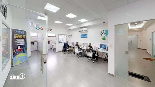 משרד בבניין בניין רב גל | קומה 3 | שטח 60מ״ר  | תמונה #2 - 1