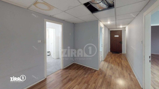 משרד בבניין בית הררי | קומה 5 | שטח 120מ״ר  | תמונה #1 - 1