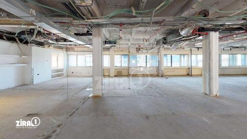 משרד בבניין מרכזים 2000 | קומה 3 | שטח 360מ״ר  | תמונה #4 - 1