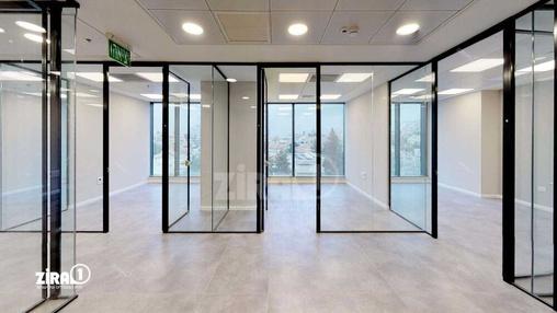 משרד בבניין מגדל הכשרת הישוב  | קומה 5 | שטח 186מ״ר  | תמונה #10 - 1