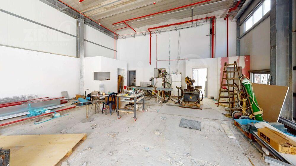 משרד בבניין פרשקובסקי 8 | קומה 0 | שטח 185מ״ר  | תמונה #0 - 1