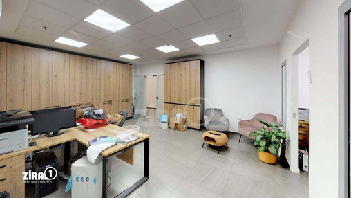משרד בבניין בניין רב גל | קומה 3 | שטח 100מ״ר  | תמונה #1 - 1