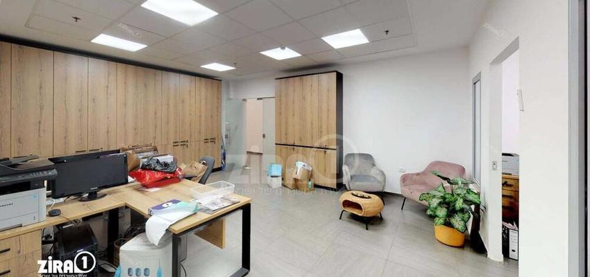 משרד בבניין בניין רב גל   קומה 3   שטח 100מ״ר    תמונה #0 - 1