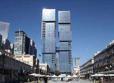 בניין מגדלי הארבעה- צפוני בתל אביב יפו | רמת הבניין classA | תמונה #5 - 1