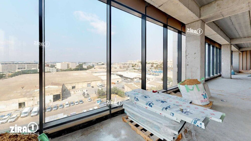 משרד בבניין בית לקסוס | קומה 6 | שטח 1080מ״ר  | תמונה #5 - 1