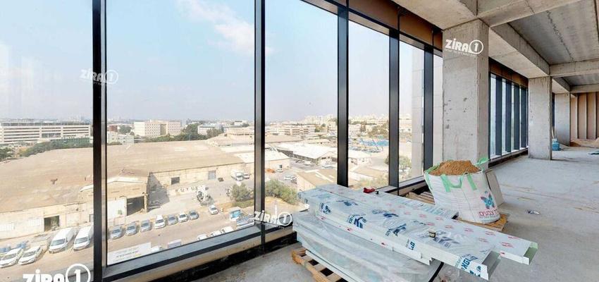 משרד בבניין בית לקסוס   קומה 6   שטח 1080מ״ר    תמונה #0 - 1