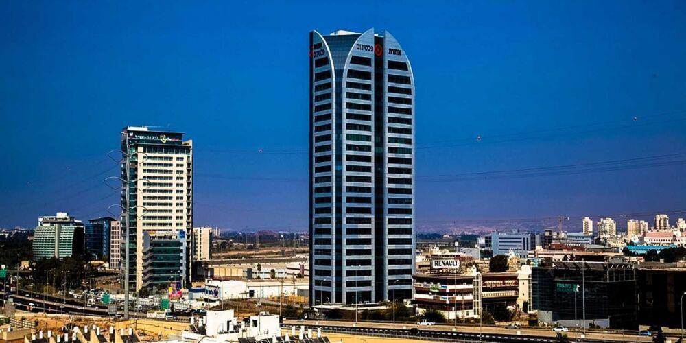 בניין אמות פלטינום בפתח תקווה | רמת הבניין classA | תמונה #0 - 1