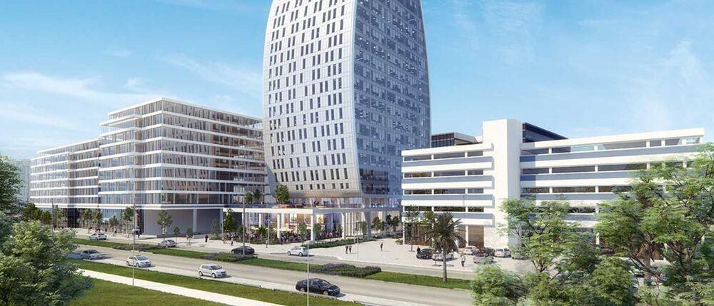 בניין ראול ולנברג 16  בתל אביב יפו | רמת הבניין null | תמונה #0 - 1