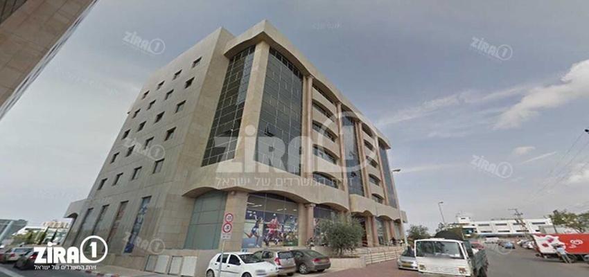 בניין אלכסנדרה מרכז עסקים בנתניה | רמת הבניין classA | תמונה #0 - 1
