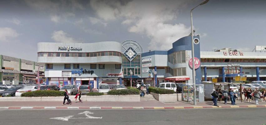 בניין קניון ערי החוף בראשון לציון | רמת הבניין classB | תמונה #0 - 1