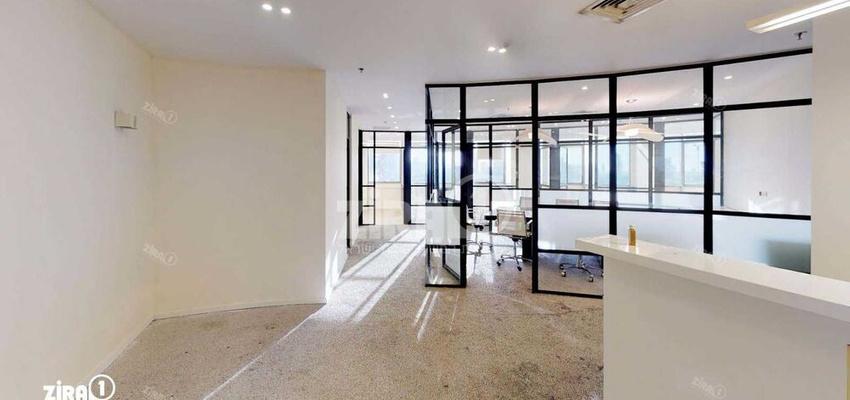 משרד בבניין בית גיבור ספורט  | קומה 15 | שטח 120מ״ר  | תמונה #0 - 1