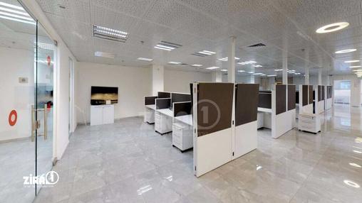 משרד בבניין בית מישורים  | קומה 1 | שטח 280מ״ר  | תמונה #19 - 1