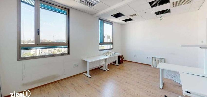משרד בבניין לב הניצן | קומה 6 | שטח 304מ״ר  | תמונה #0 - 1