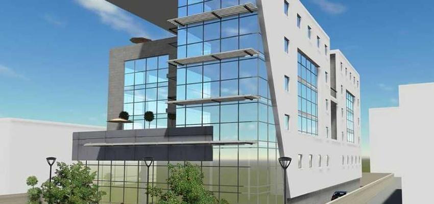 פרויקטים בהקמה התעשייה 8 רעננה ברעננה | רמת הבניין classA | תמונה #0 - 1