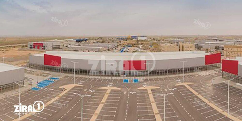 בניין פארק דלויה בבאר שבע | רמת הבניין classC | תמונה #0 - 1