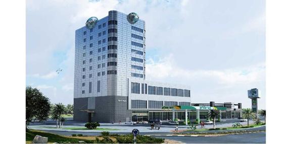 בניין סי פורט באשדוד | רמת הבניין classA | תמונה #0 - 1