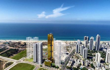פרויקטים בהקמה YBOX חסן ערפה בתל אביב יפו | רמת הבניין classA | תמונה #6 - 1