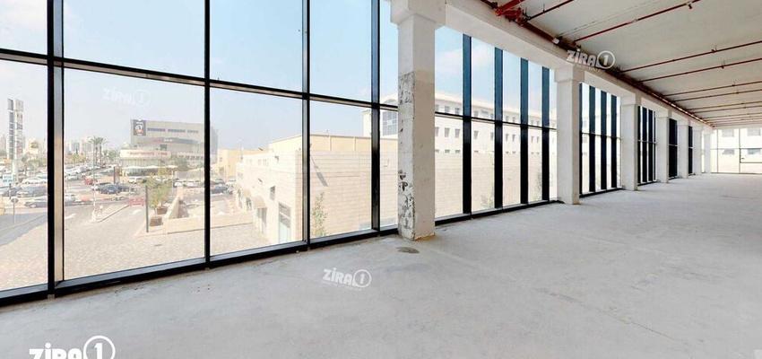 משרד בבניין סגולה 2000- בניין B | קומה 1 | שטח 1200מ״ר  | תמונה #0 - 1