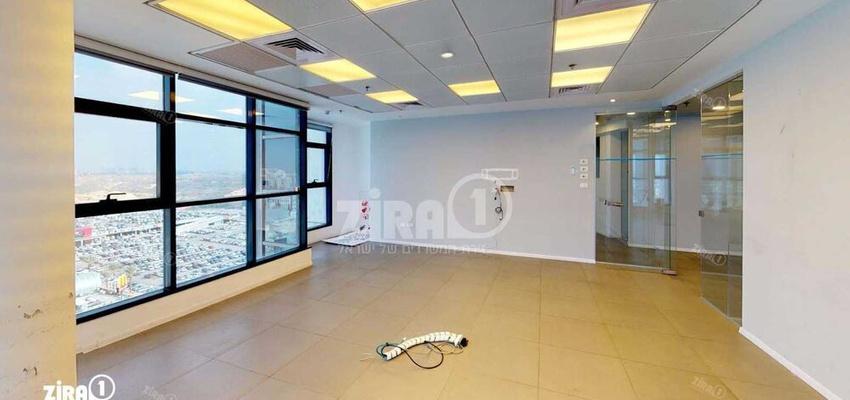 משרד בבניין מגדל UMI | קומה 11 | שטח 400מ״ר  | תמונה #0 - 1