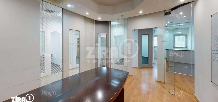משרד בבניין לב התמר | קומה 2 | שטח 140מ״ר  | תמונה #0 - 1