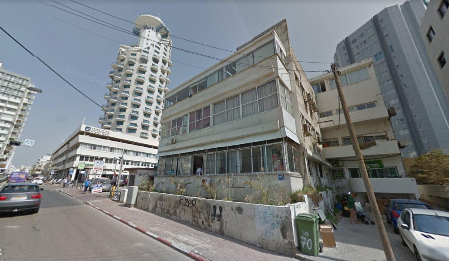 בניין הירקון 70 בתל אביב יפו | רמת הבניין classC | תמונה #0 - 1