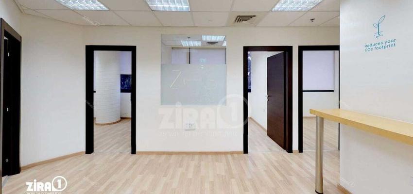 משרד בבניין בית חסון   קומה 2   שטח 106מ״ר    תמונה #0 - 1