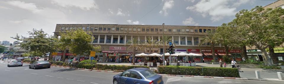 בניין בית הקרנות בחיפה | רמת הבניין classC | תמונה #1 - 1