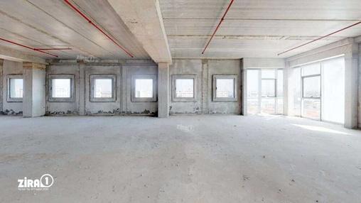 משרד בבניין בית אלה | קומה 5 | שטח 643מ״ר  | תמונה #2 - 1