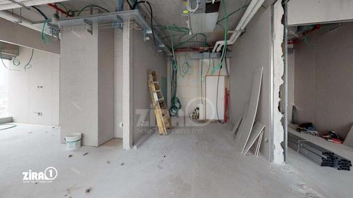 משרד בבניין מגדל הכשרת הישוב  | קומה 9 | שטח 130מ״ר  | תמונה #19 - 1
