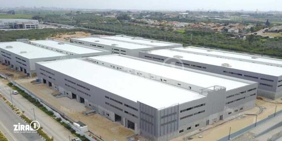 בניין מתחם עסקים שורק בראשון לציון | רמת הבניין classB | תמונה #0 - 1