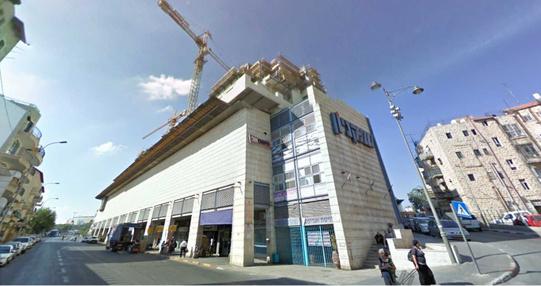 בניין אגריפס 88 בירושלים   רמת הבניין classB   תמונה #17 - 1