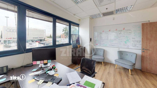 משרד בבניין בית מולכו | קומה 1 | שטח 360מ״ר  | תמונה #10 - 1