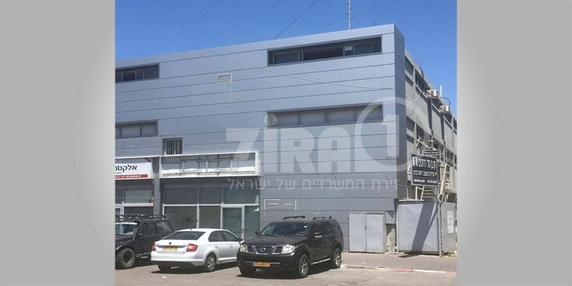 בניין בניין היצירה באור יהודה | רמת הבניין classB | תמונה #1 - 1