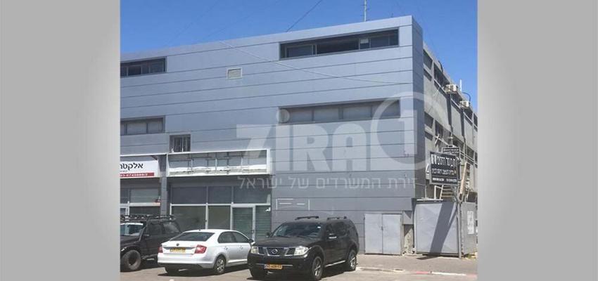 בניין בניין היצירה באור יהודה | רמת הבניין classB | תמונה #0 - 1