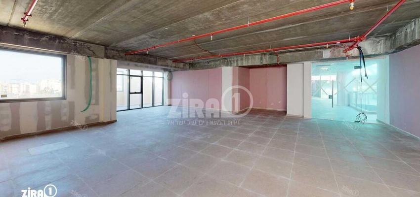 משרד בבניין מטרו וולפסון  | קומה 4 | שטח 185מ״ר  | תמונה #0 - 1