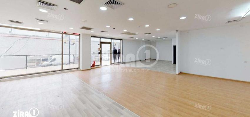 משרד בבניין דוד סחרוב 5 | קומה 0 | שטח 160מ״ר  | תמונה #0 - 1