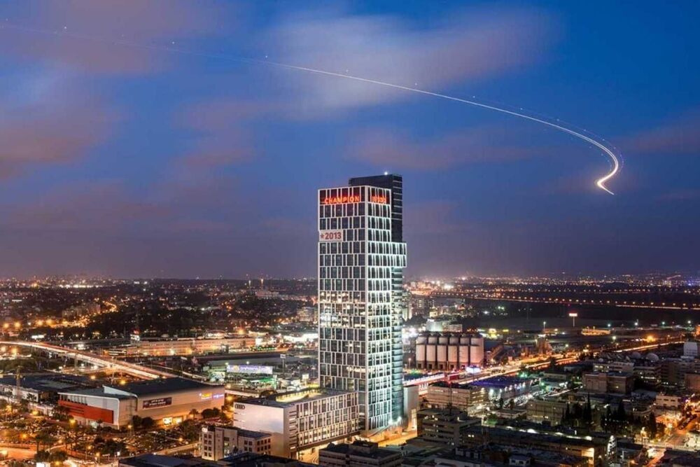 בניין מגדל צ'מפיון בבני ברק | רמת הבניין classA | תמונה #0 - 1